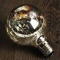Top Quality E27 G80 5W Super Bright Edison Vintage Antique Filament LED Light Lamp Bulb Pure Warm White Non Dimmable AC85-265V