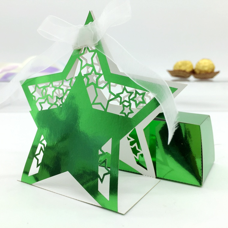 6 Points Star Vase - Origami Star candy box - Bowl | Origami ... | 760x760