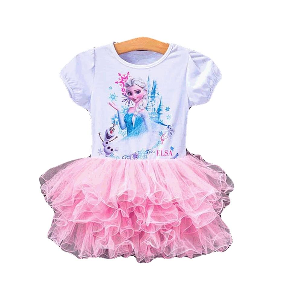 Костюмы Disney «Холодное сердце» для девочек, принцесса Эльза из бриллиантов, костюм принцессы, костюм для праздника
