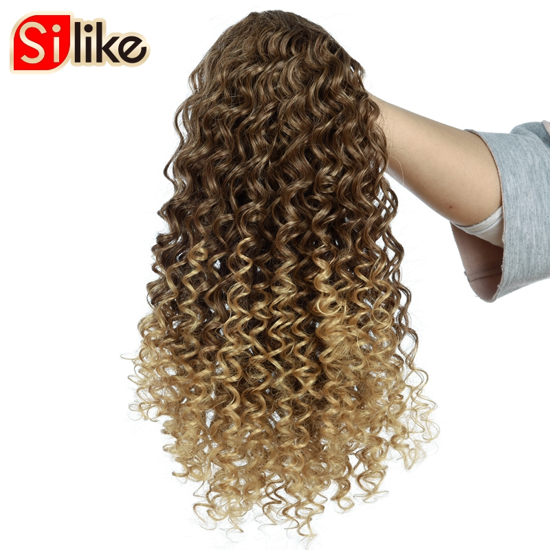 Puff Afro Kinky Curly Ponytail Drawstring 12 Inch Short Afro Kinky Ponytail Clip In Extensions 150g Synthetic Pony Hair Bun