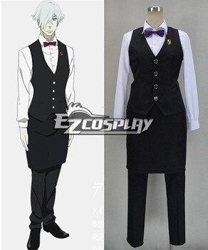 Death Billiards Decim Cosplay Costume E001