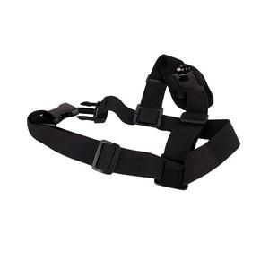 Image 2 - Adjustable Shoulder Strap Mount Harness for Xiaomi Yi Sports Action Cameras Accessories SJCAM SJ4000/SJ5000/SJ6000
