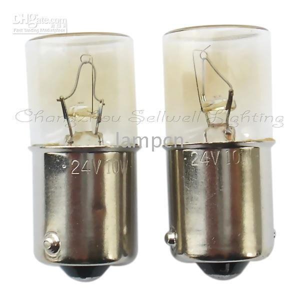 t16x36 2019 Miniaturní lampa a342 24v 10w ba15s prodává osvětlení
