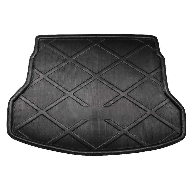 Car Rear Trunk Cargo Storage Tray Boot Liner Floor Mat Carpet Protector Pad For Nissan R ...