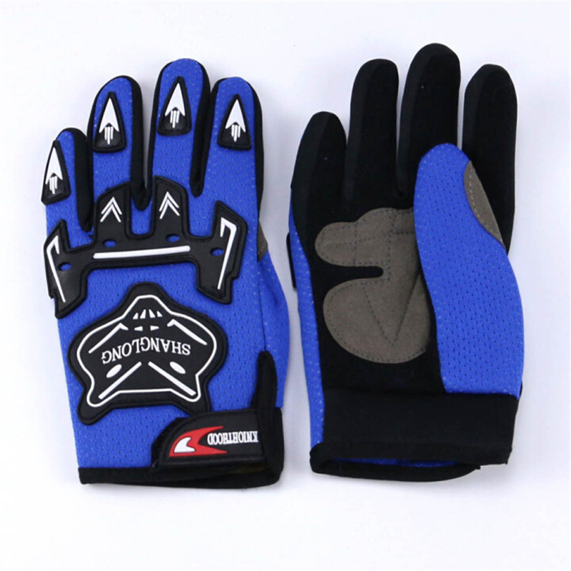 Image 4 - TDPRO Guantes Motorcycle Racing Gloves For Child YOUTH/PEEWEE Kids Motocross Bicycle Dirt PitBike Pocket Bike Motorbike ATV/QUAD-in Gloves from Automobiles & Motorcycles