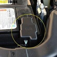 Автомобильный двигатель батарея анод отрицательный электрод полюс терминал Защитная крышка для Nissan X-Trail XTrail Rogue T32