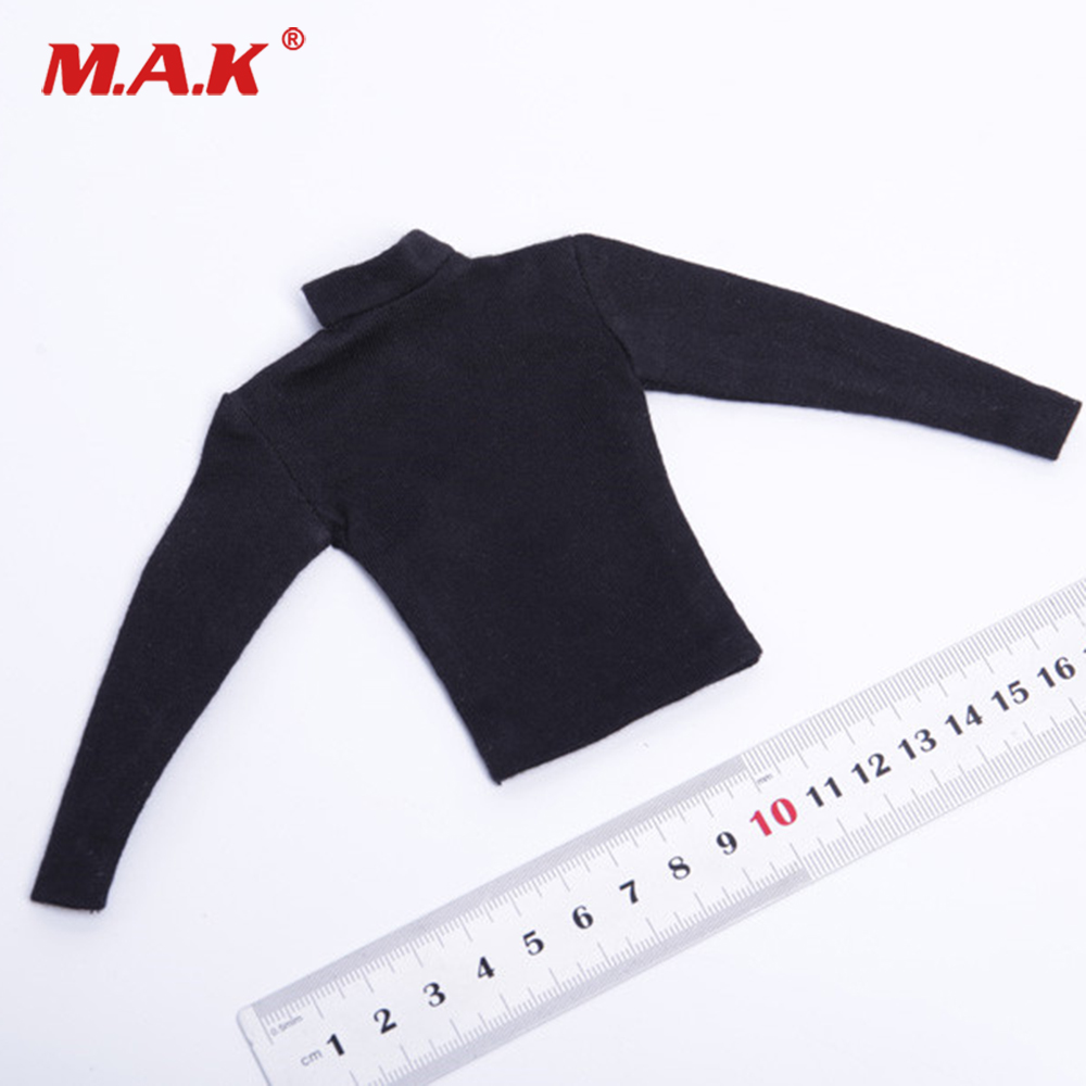 2x 1//6 Male Cloth Long T-Shirt Sports Clothing Accs for 12/'/' Action Figures