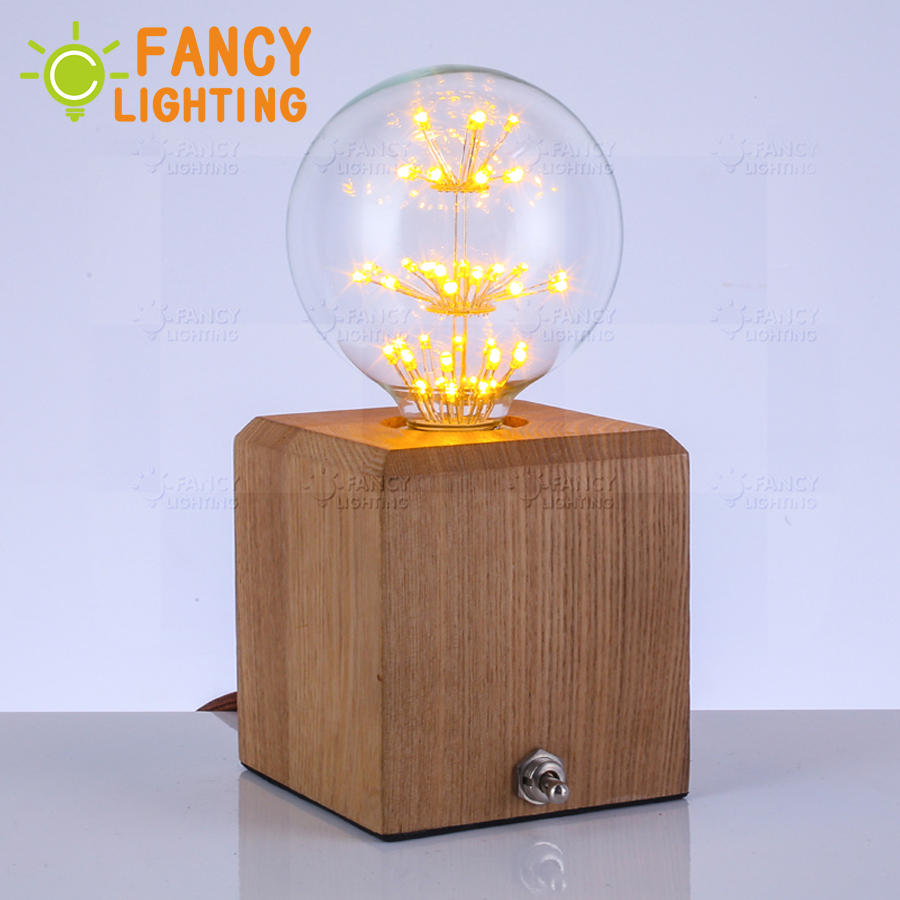 Dimmable bulb Led Lamp G80 G95 G125 led Light Bulb E27 110V 220V Holiday light Fireworks lamp for home decor & gift Luminaria