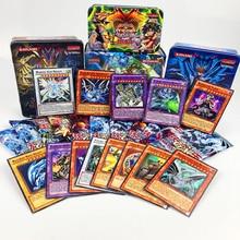 60 pcs/ensemble Yugioh Rare Flash Cartes Yu Gi Oh Jeu Papier Cartes Enfants Jouets Fille Garçon Collection Yu-Gi -Oh Cart цена