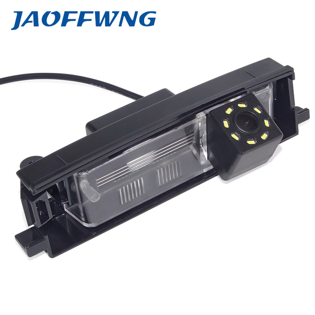 Promotion 8LED Rearview Camera for Toyota RAV4/For Auris/For Chery Tiggo Reverse camera Backup camera Waterproof Night vision