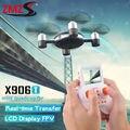Mini FPV Quadcopters MJX 916 H Wifi 720 P HD Cámara RC Micro 6-AXIS Drone Helicóptero de Control Remoto APP RIF en tiempo Real 2.4G Dron