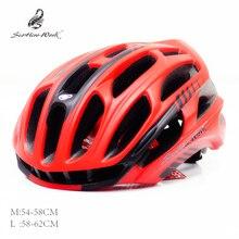 Scohiro casco ciclismo bicicleta carretera Bici ruta MTB bicicleta de carretera luz de advertencia bicicleta casco de ciclismo casco
