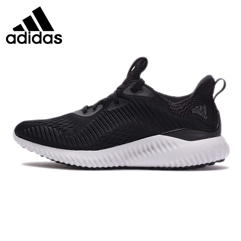 half off 554b1 c8220 Original Official Adidas Alphabounce EM Unisex Boutique Men's Running Shoes  Breathable anti slip Sneakers Outdoor Sports BY4264-in Running Shoes from  ...