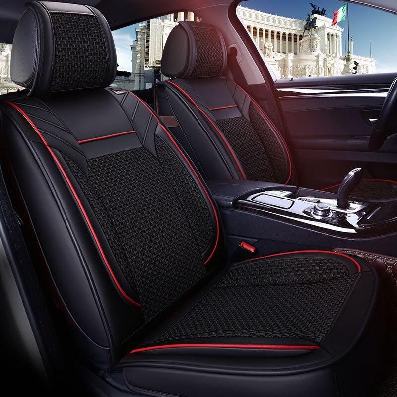 Автокресло Обложки Универсальный Авто Подушка протектор для BMW serie3 Серия 1 116i 3 GT 318i 320i 4 серии x3 E83 F25 x4 F26 x4m