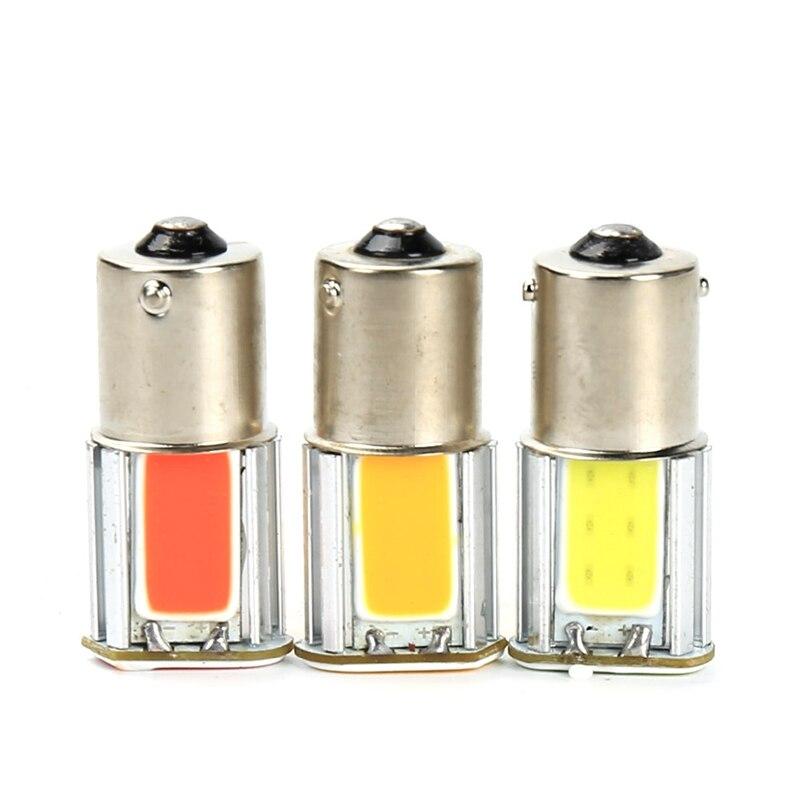 2 pcs !! S25-1156 LED car universal brake lights reversing lights 12V led light led lamp light Turn Signal Lamp Auto LED Lamp