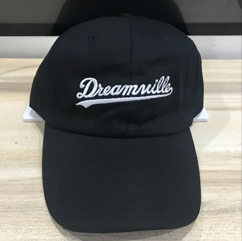 cdf940a8de4 NEW Dreamville J Cole dad hat Brim Curved cotton rap hip hop baseball cap