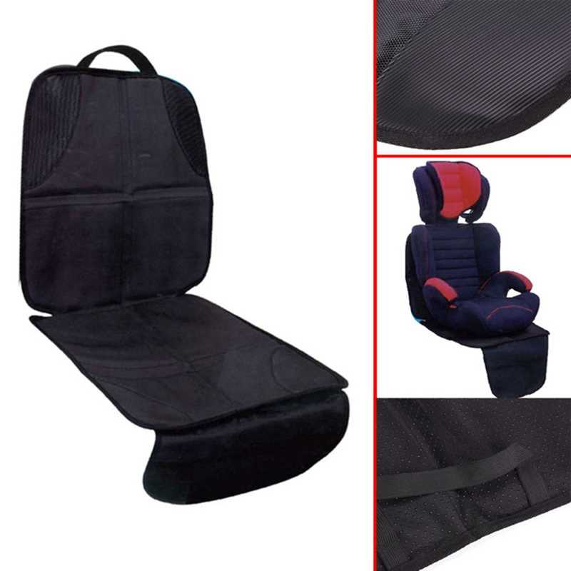 Safety Cushion Cover Gift Baby Seats Protector Useful Car Baby Child Seat Saver Anti-slip Protector
