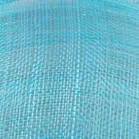 Элегантные черные свадебные шляпки из соломки синамей с вуалеткой в винтажном стиле хорошее Свадебные шляпы высокого качества Клубная кепка очень хорошее множество различных цветовых MSF102 - Цвет: Небесно-голубой