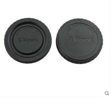 10 50Pairs camera Body cap + Rear Lens Cap  for Pentax Q mount Q S1 Q7 Q10 camera lens  with tracking number
