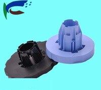 2 세트 종이 HP DESIGNJET T610 T790 T795 T770 T1100 T1300 Z5200 Z5400 Z2100 Z3200 Z3100 프린터