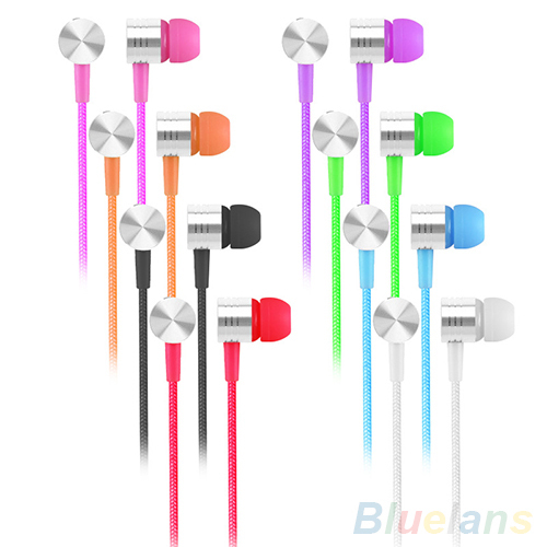3.5mm In-Ear Earbuds Mic Stereo Earphone Headset Headphone For Mobile Phone MP3 mllse anime fairy tail cartoon in ear earphone portable aux wired stereo earbuds sport mic headset for iphone samsung xiaomi mp3