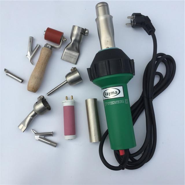 Best Selling Föhn Heteluchtpistool 1600W /220V/110V Hot Air Lassen Machine plastic Hot Air Lassen Pistool Fabrikant