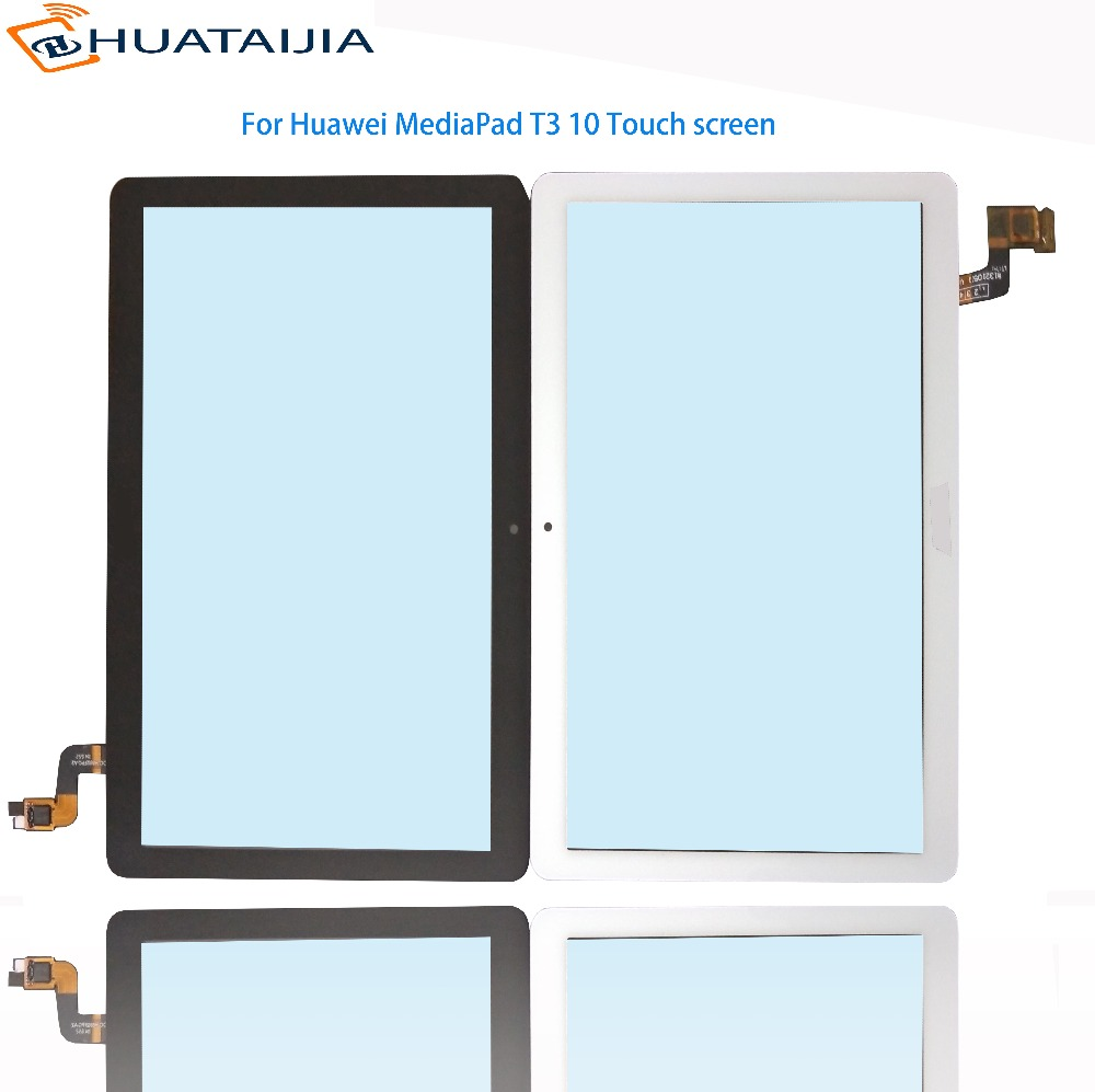 9.6 For Huawei MediaPad T3 10 AGS-L09 AGS-W09 AGS-L03 BZA-W00 BZA-L00 MediaPad T3 9.6 LTE Touch Screen Digitizer for 9 6 huawei mediapad t3 10 ags l09 ags w09 ags l03 tablet lcd display matrix touch screen panel digitizer sensor replacement