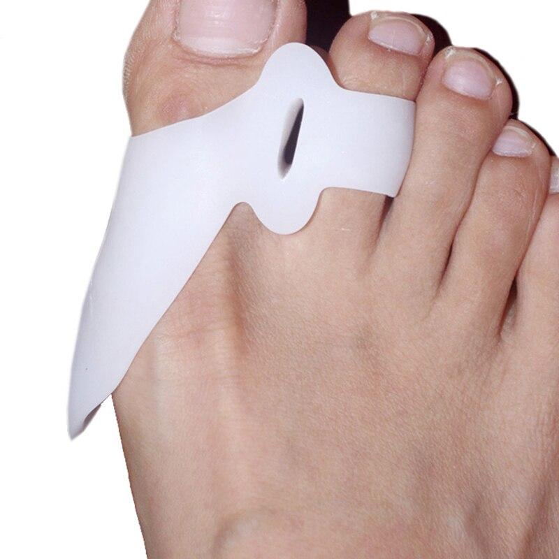 Schönheit & Gesundheit Haut Pflege Werkzeuge 2 Pcs Bunion Corrector Knochen Big Toe Protector Gel Fußpflege Werkzeug Hallux Valgus Haarglätter Zehenspreizer Für Pediküre Bahren üBerlegene Leistung
