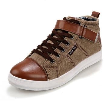Denim canvas Shoe