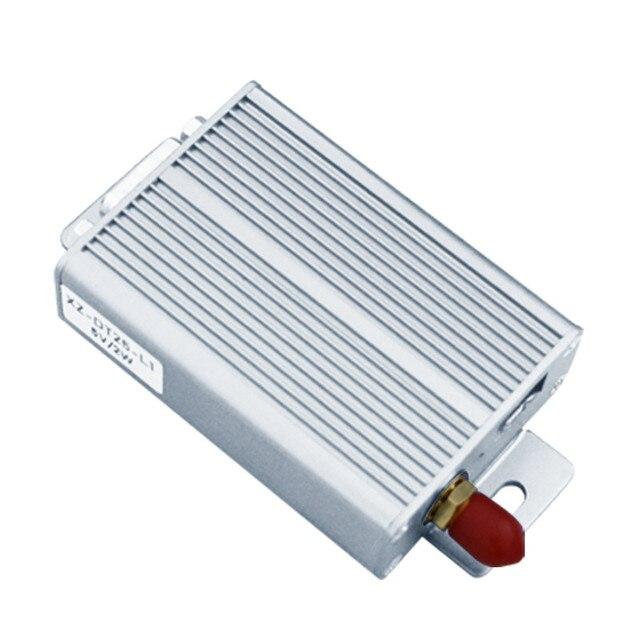 500mW iot lora sender und empfänger 433mhz 470mhz lora 10km long range transceiver rs232 & rs485 lora radio modem