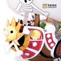 Бесплатная Доставка Японского Аниме One Piece Тысяча Солнечный ПВХ Фигурку Игрушки Модель Корабля Кукла Коллекция OPFG085