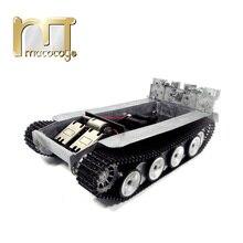 Mato 1/16 Tiger 1 Metalen Lagere Romp Chassis Kit Met Tracks Idler Wiel Tandwielen Wielen Versnellingsbak