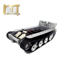 Mato 1/16 Tiger 1 Metall Niedrigeren Hull Chassis Kit mit Tracks Idler Rad Kettenräder Straße Räder Getriebe