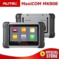 Autel MaxiCOM MK808 OBD 2 Car Diagnostic Tool OBD2 Scanner Auto Diagnosis Functions OBDII Code Reader Key Programming PK MX808