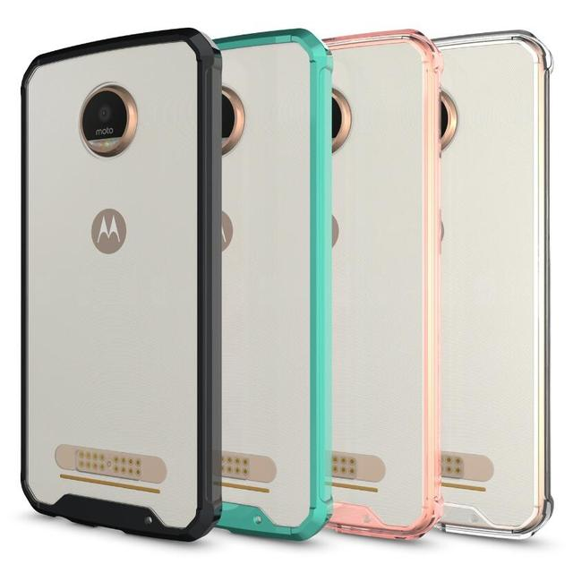 brand new 69132 40380 US $2.94 41% OFF|For Motorola Moto Z2 Play Case 5.5 inch Crystal Hybrid  Bumper Clear Hard Acrylic Back Cover For Fundas moto z2 play Phone Cases-in  ...