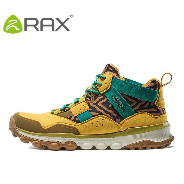 ef480a3771b7 RAX Women s Hiking Shoes Waterproof Hiking Boots For Men Women Outdoor  Breathable Walking Shoes Winter Boots