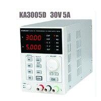 Comparar Fuente de alimentación Digital ajustable de alta precisión KA3005D DC 4Ps mA 30 V/5A para laboratorio de servicios de investigación científica