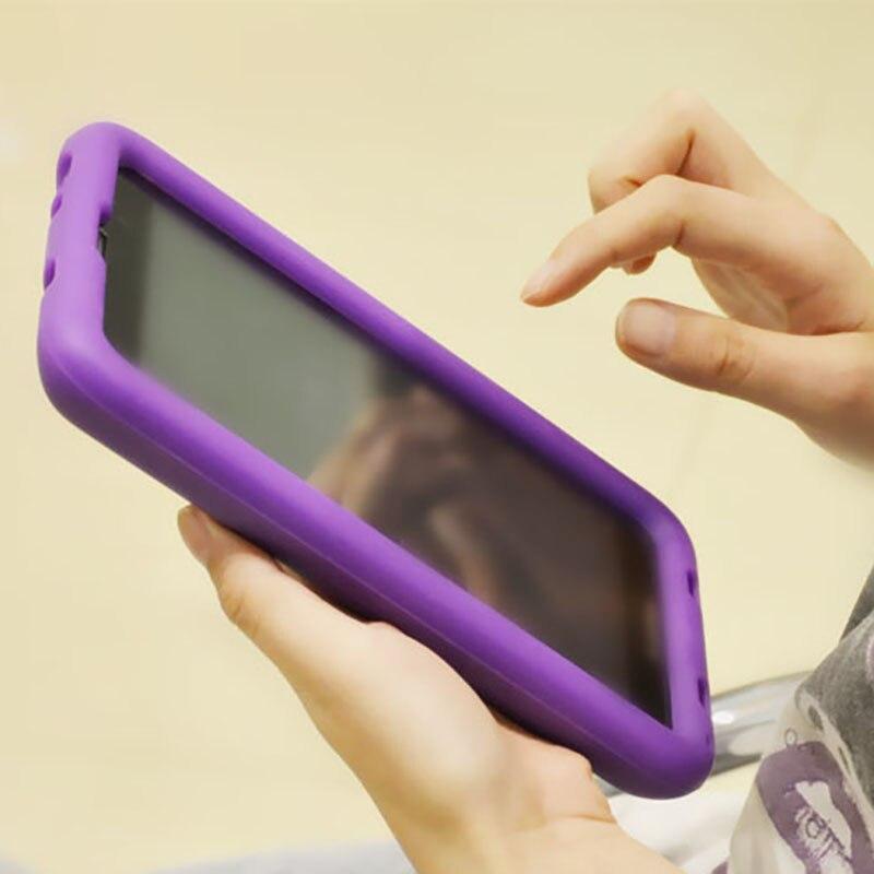 MingShore Için Lenovo Ideatad A7 A3000 A3000-H 7.0 El Bandı Silikon - Tablet Aksesuarları - Fotoğraf 6