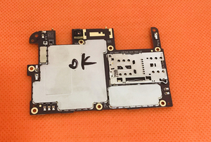 Image 2 - Used Original mainboard 4G RAM+64G ROM Motherboard for Nubia M2 NX551J Snapdragon 625 Octa Core Free Shipping