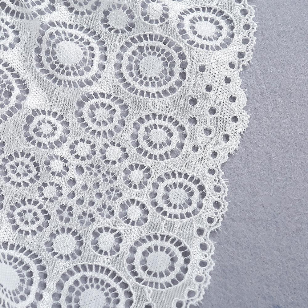 Two Piece Set Lace Crochet Mesh Lingerie Women Style Store