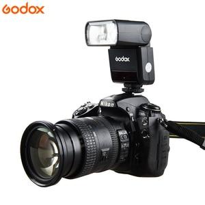 Image 5 - Godox Mini Speedlite TT350C TT350N TT350S TT350F TT350O kamera flaş TTL HSS GN36 Canon Nikon Sony için Fuji Olympus DSLR kamera