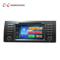 New Android 6 0 1 Quad Core For BMW X5 E39 Car DVD Player GPS With