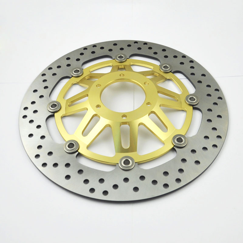 LOPOR Motorcycle Front Brake Disc Rotor Fit Honda CB600 Hornet CB 600 1998 1999 CB600F 89 99 CBR750 RC27 1988