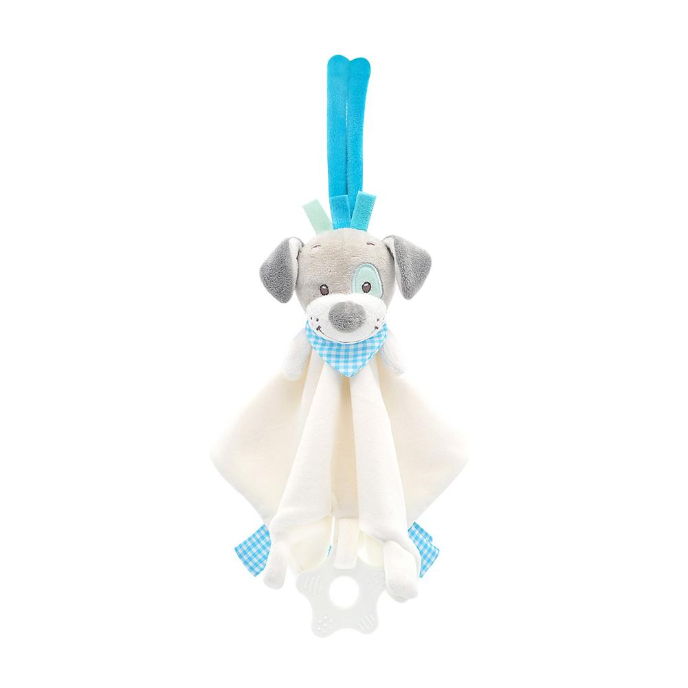 Plush Baby Appease Towel Baby Blanket Toy Soft Stuffed Animal Infant Soothe Towel Kid Comfort Pacifier Hedgehog Puppy Doll