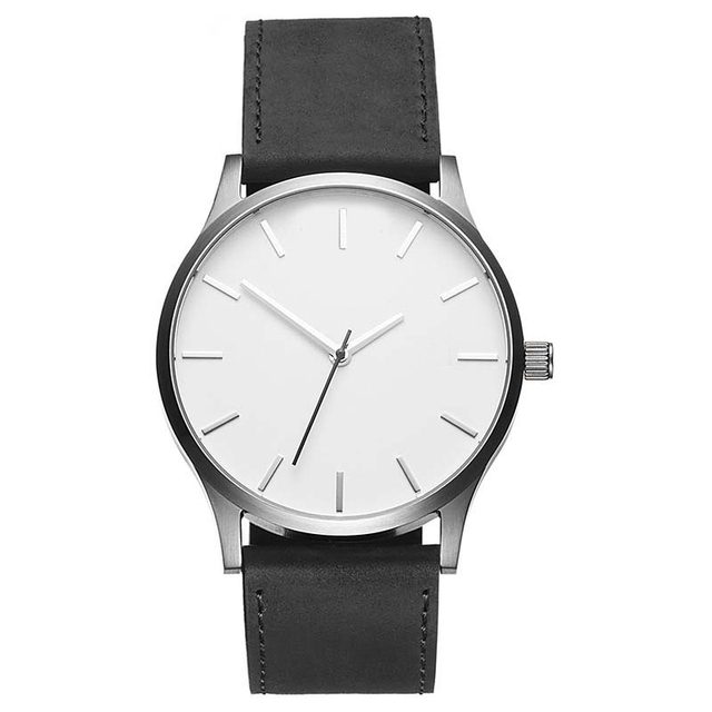 2019 NEW Luxury Brand Men Sport Watches Men's Quartz Clock Man Army Military Leather Wrist Watch Relogio Masculino Drop shipping 2