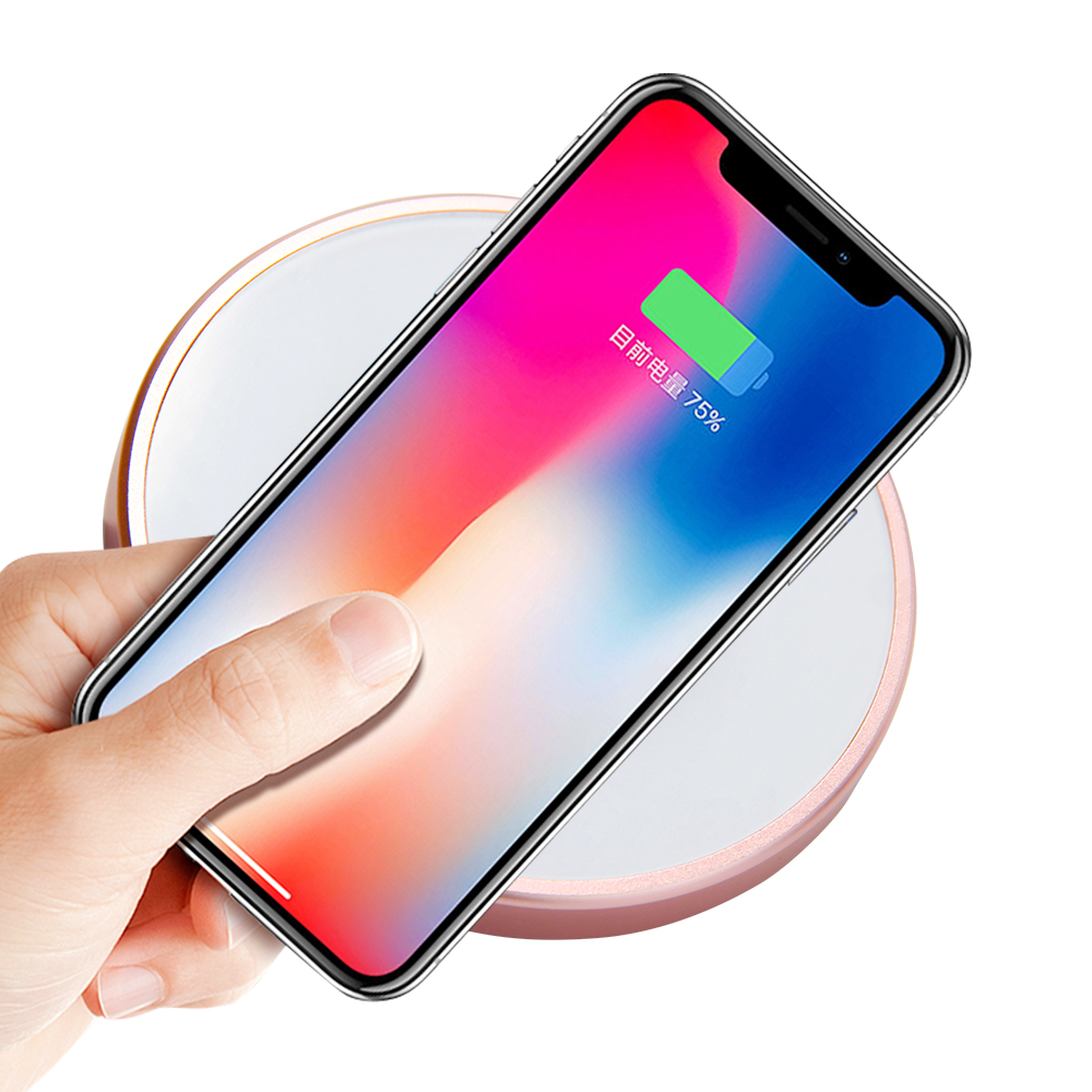 Vivisparks Wireless Travel Charger For Samsung Cellphone