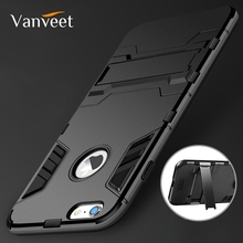 Shockproof Armor Phone Case For Apple iphone X XS Max XR 8 7 Plus TPU Protective Hard Cover For iphone 6 6s Plus 5 5s 5C Coque стоимость