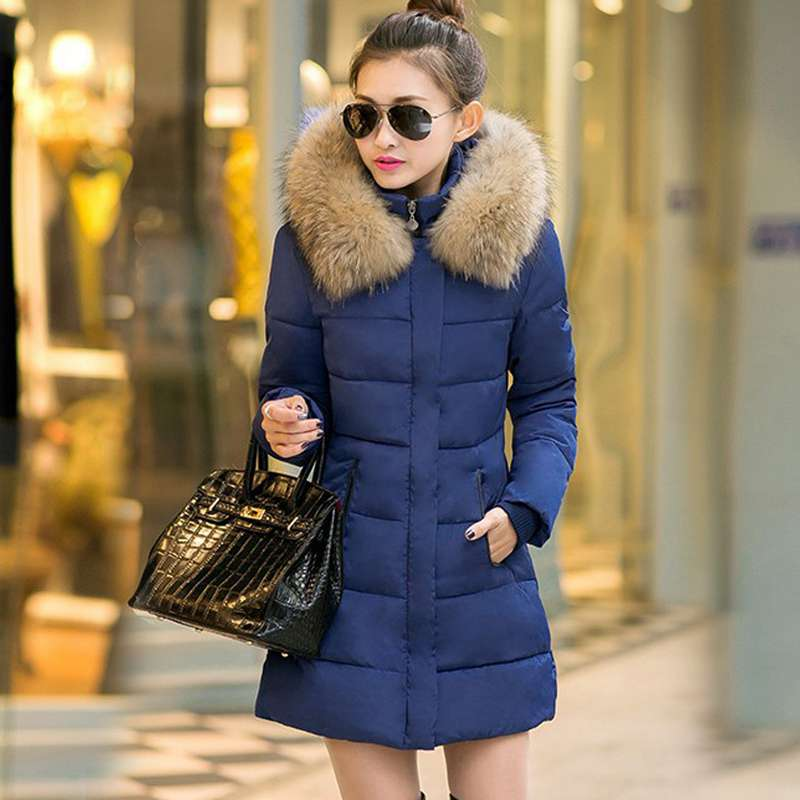2619 Winter coat sale for women 2016 Slim Fashion Casaco feminino inverno Womens winter jackets