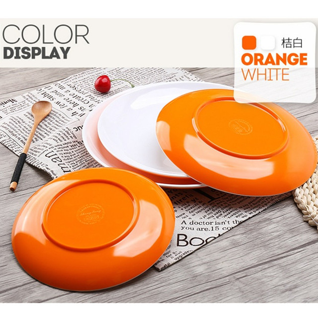 New Simple Fashion 5Pcs Dinner Plates A5 Imitation Ceramic Kitchen Tableware Hotel Restaurant Dessert Dishes Plates  sc 1 st  AliExpress.com & New Simple Fashion 5Pcs Dinner Plates A5 Imitation Ceramic Kitchen ...