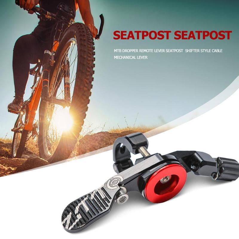 MTB Bike Cable Adjusters Cable Adjustment Dropper Seat Post Remote Lever Cable Controller On For Mountain Bicycle Cycling Parts